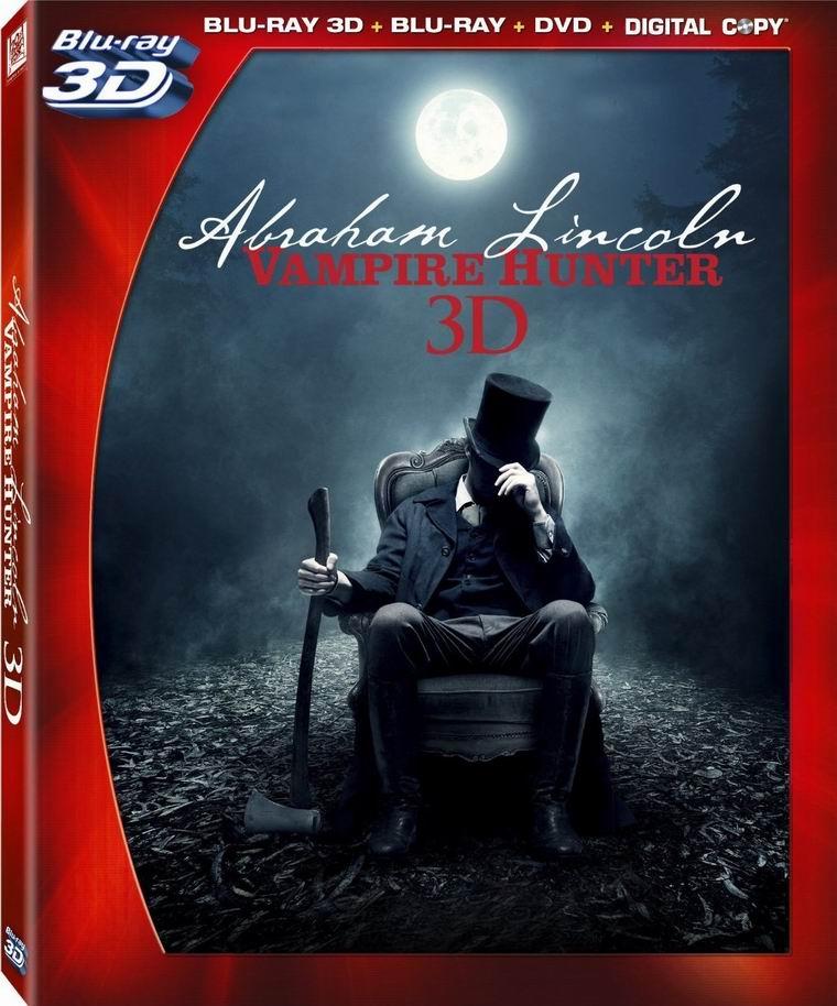 Abraham Lincoln Vampire Hunter 2012 720p BluRay x264 DTS-HDChina