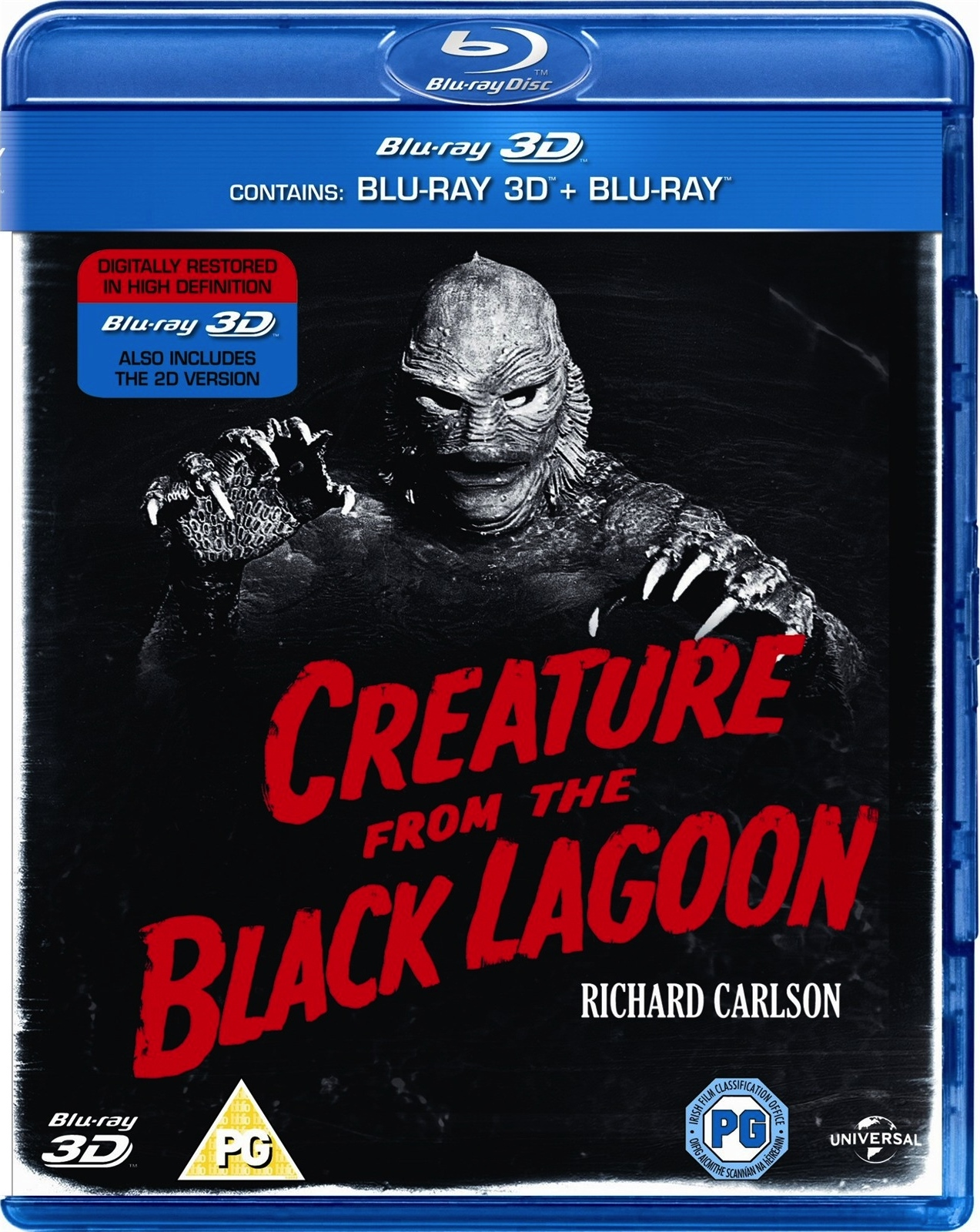 Creature from the Black Lagoon 1954 720p BluRay AAC2.0 x264-DON