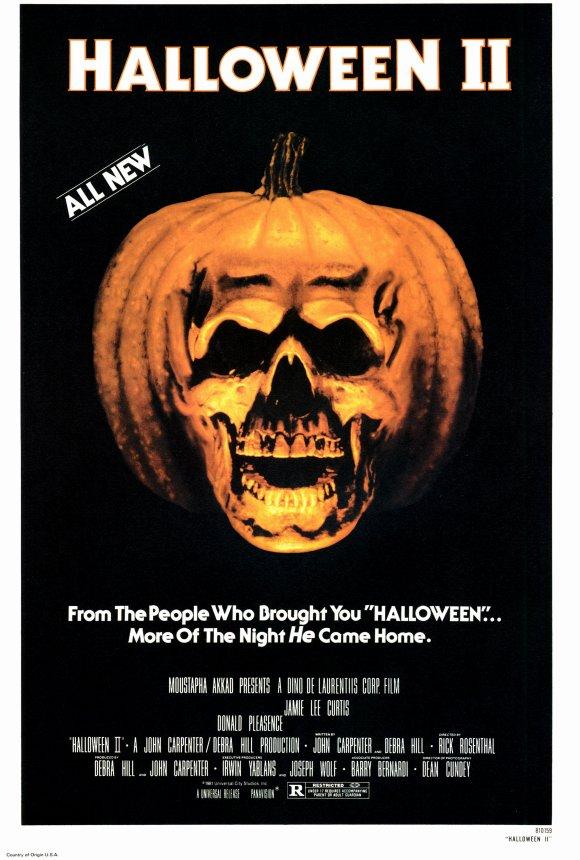 Halloween II 1981 720p BluRay Rus Eng-Skazhutin