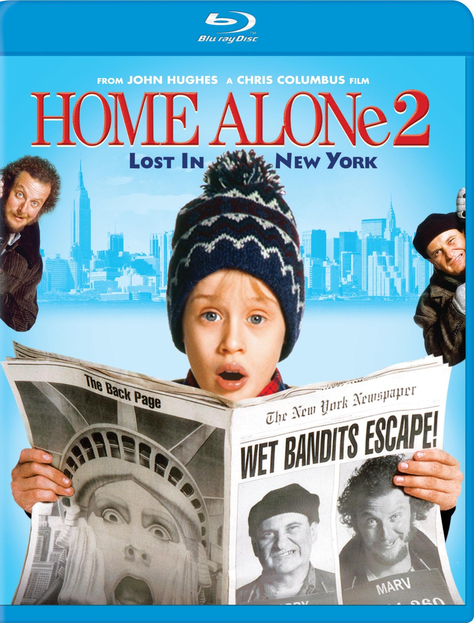 Home Alone  Lost In New York  Bluray P