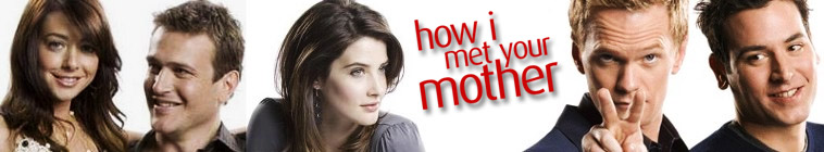 How I Met Your Mother S01 720p HDTV DD5.1 x264 NTb