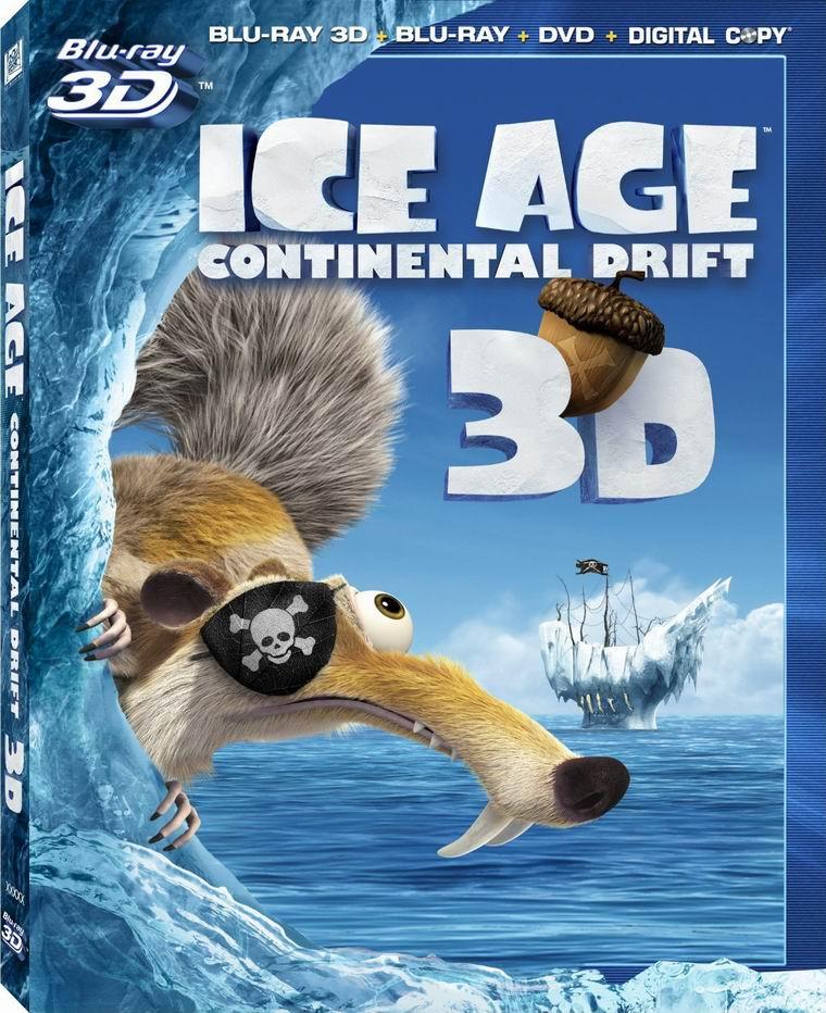 Ice Age Continental Drift 2012 720p BluRay x264 DTS-HDChina