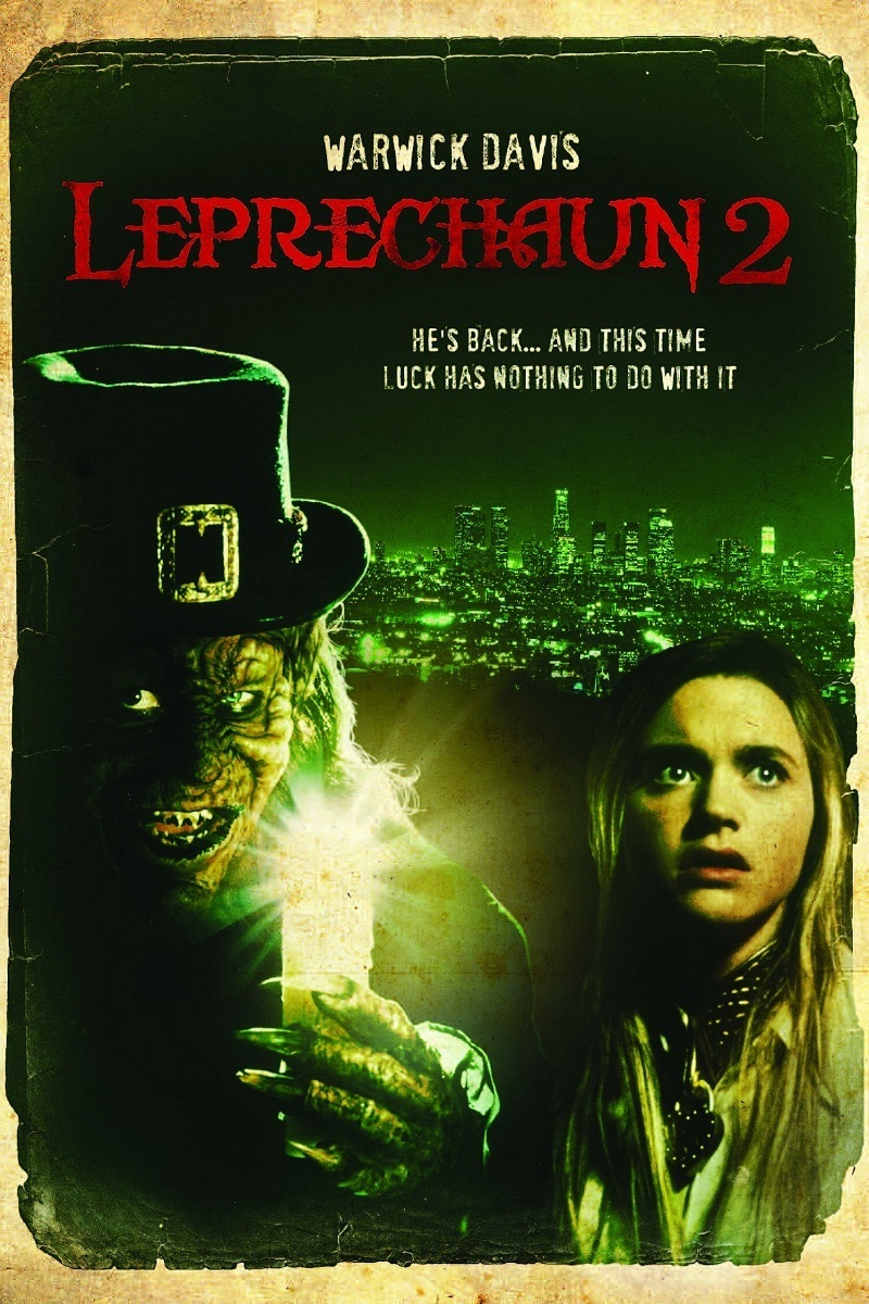 Leprechaun 1993 Poster 2013-10-18 Leprechaun 1993