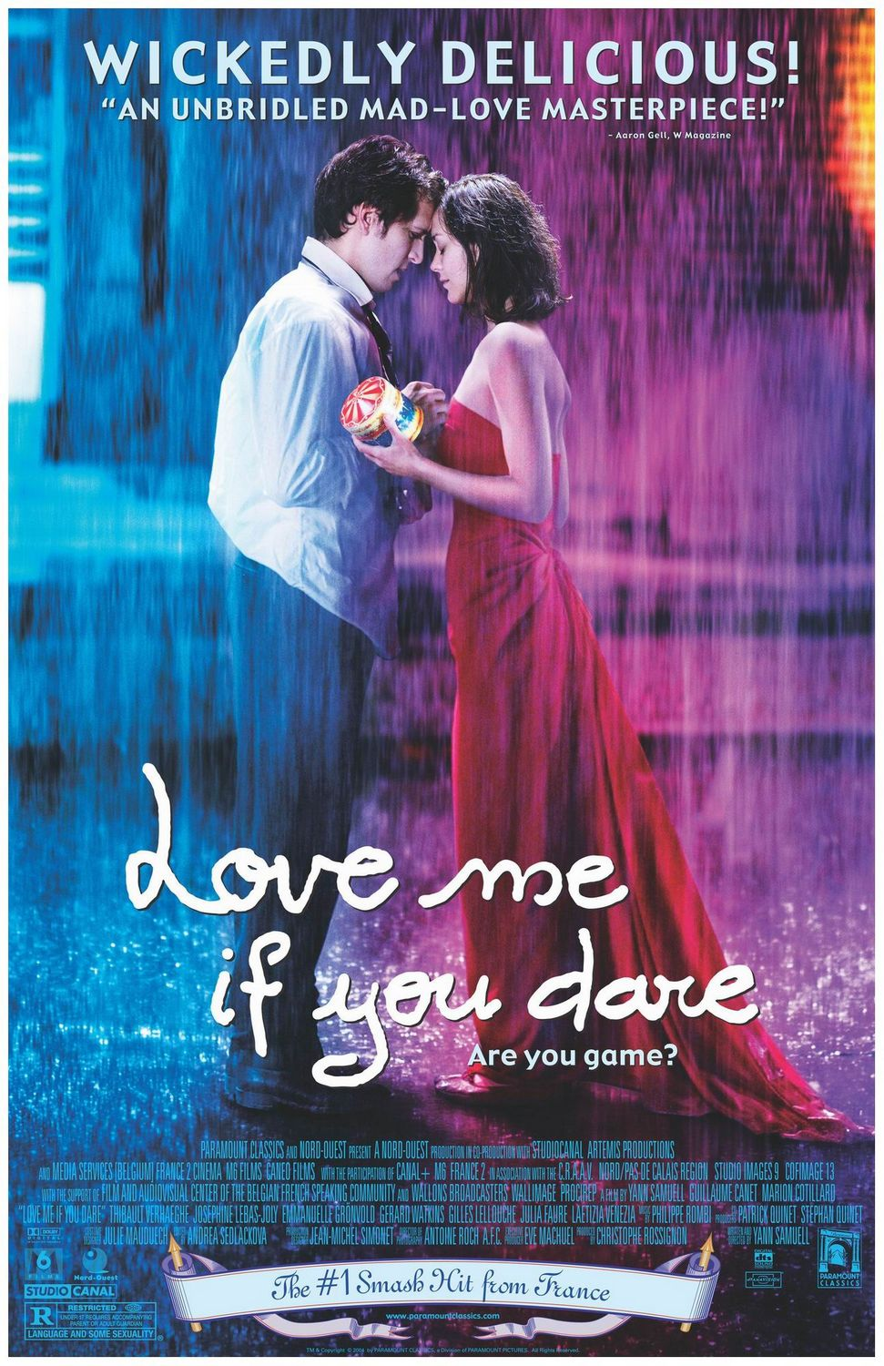 Love Me Like You Do Dvd Blu Ray Oder Vod Leihen: Love Me If You Dare AKA Jeux D'enfants 2003 BluRay 720p