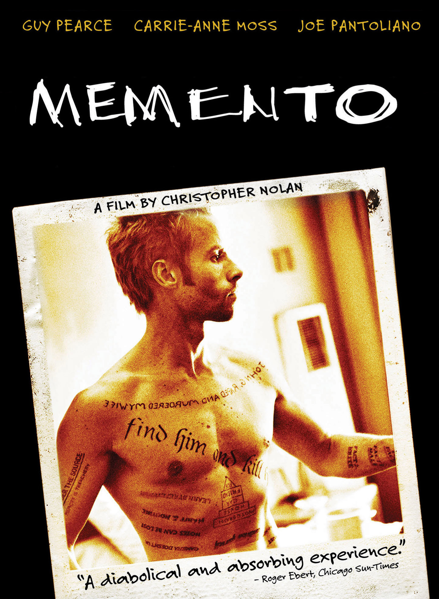 Image result for Memento (2000)