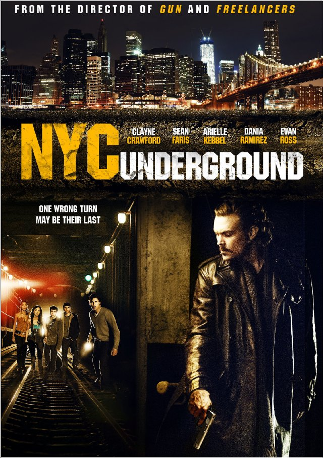 N.Y.C. Underground 2013 Watch Online DVDrip 700MB Free Download