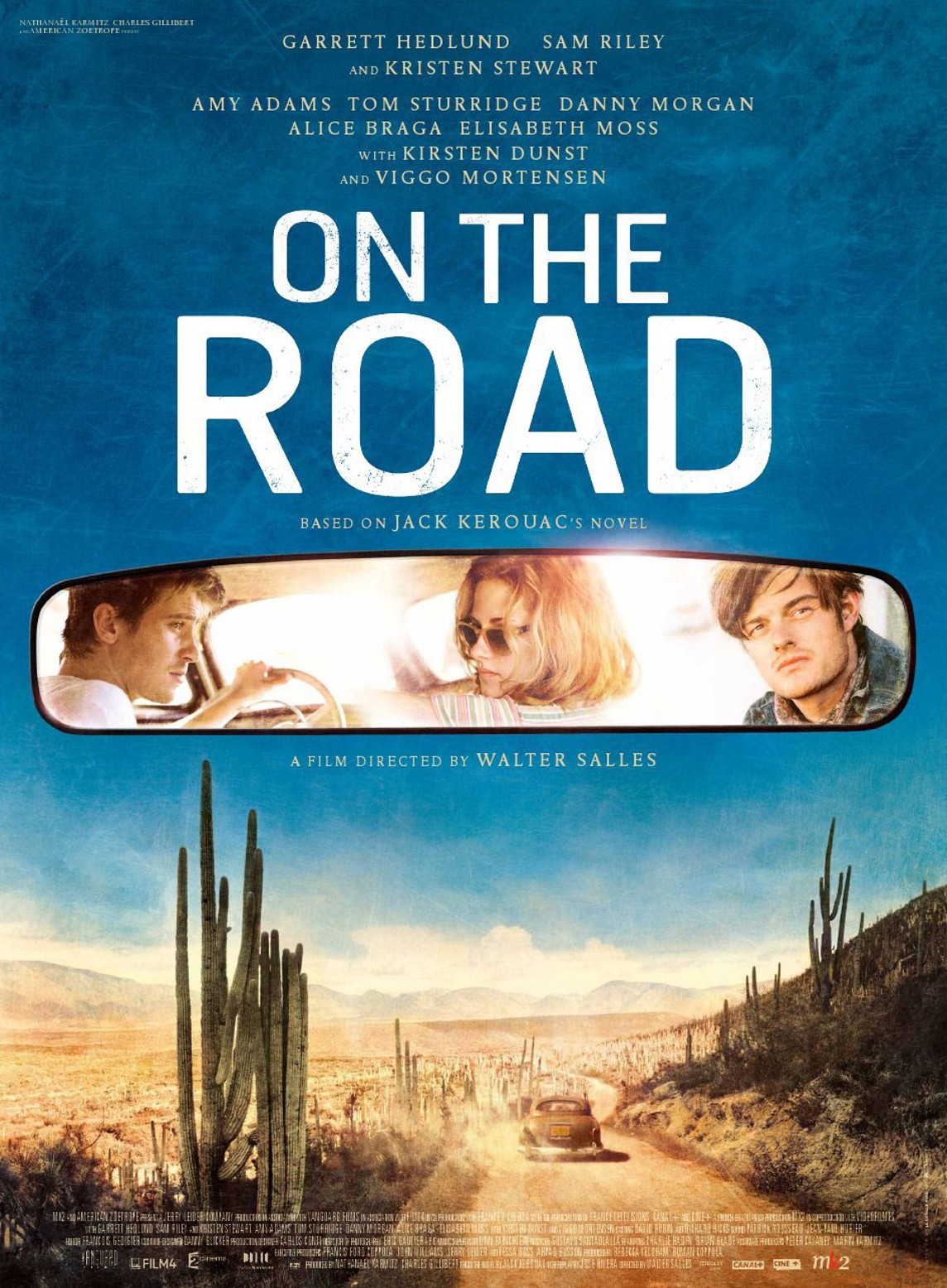 On the Road 2012 720p BluRay DD5.1 x264-HiDt
