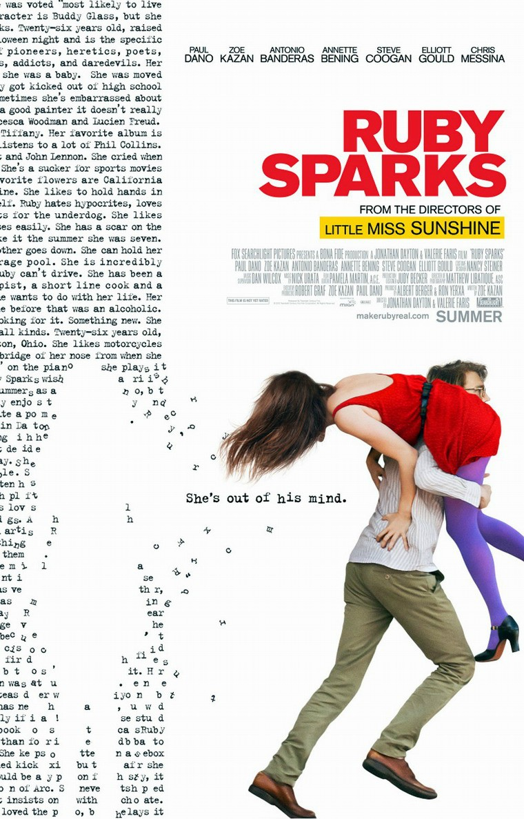 Ruby Sparks 2012 BluRay 720p x264 DTS-HDChina