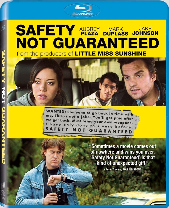Safety Not Guaranteed 2012 720p BluRay DD5.1 x264-HiDt