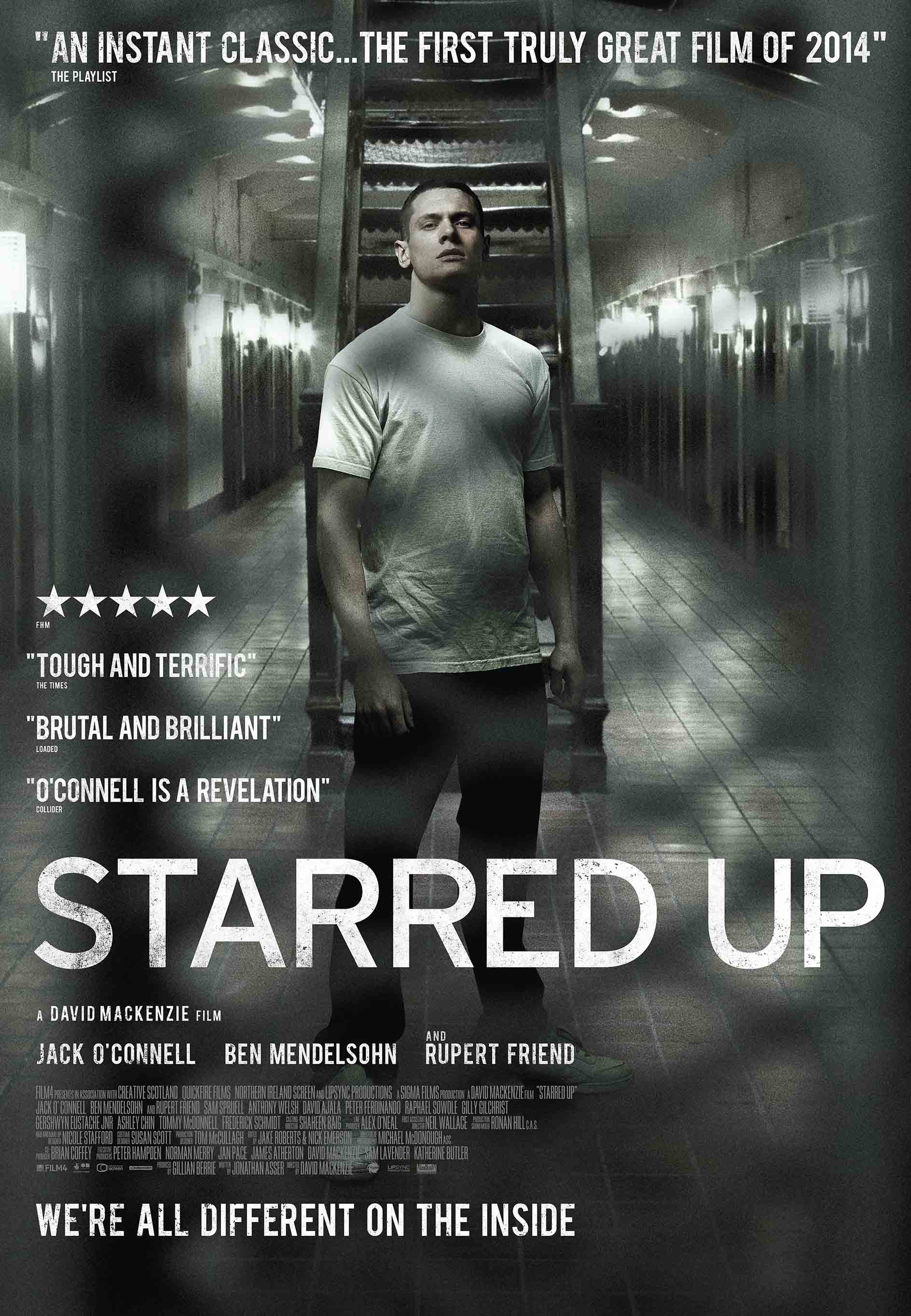 Subtitrare Starred Up - Subs.ro