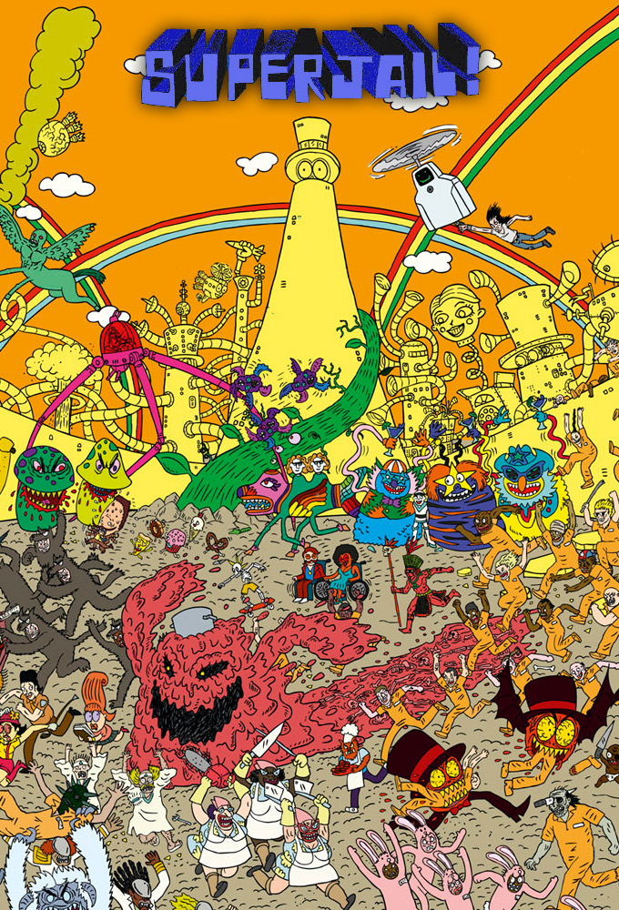 Superjail S03E03 720p WEB DL AAC2 0 H264 iT00NZ