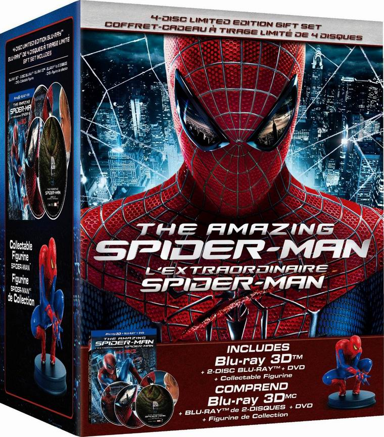 The Amazing Spider-man 2012 Special Features BluRay 720p AC3 x264-CHD