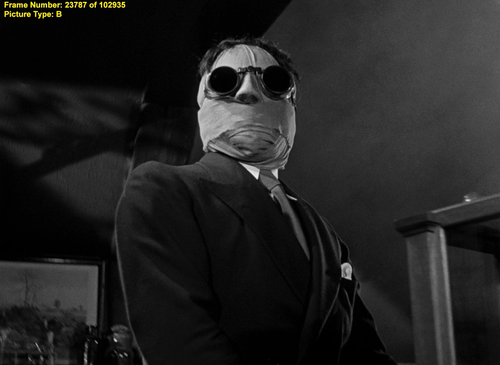 The Invisible Man 1933 720p BluRay AAC2.0 x264-DON