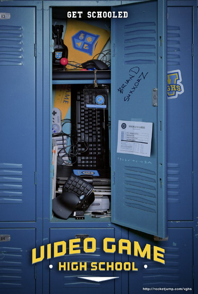 Video Game High School S02E05 S02E06 1080p WEB DL H.264 TV 1080p WEB DL