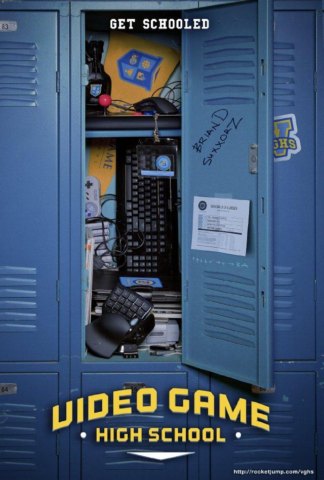 Video Game High School S02E05 S02E06 1080p WEB DL H.264 TV 1080p WEB DL